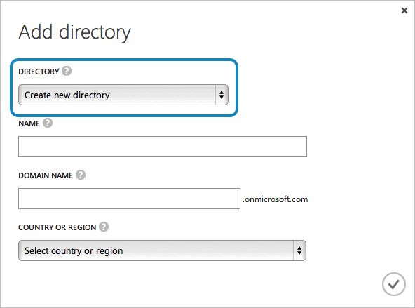 Connect your app to Azure Active Directory (Classic Portal)