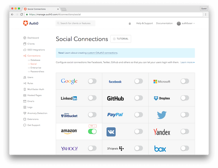 Connect your app to SoundCloud