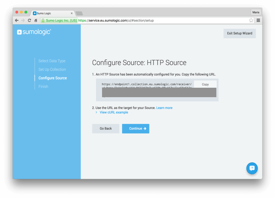 Get the HTTP source