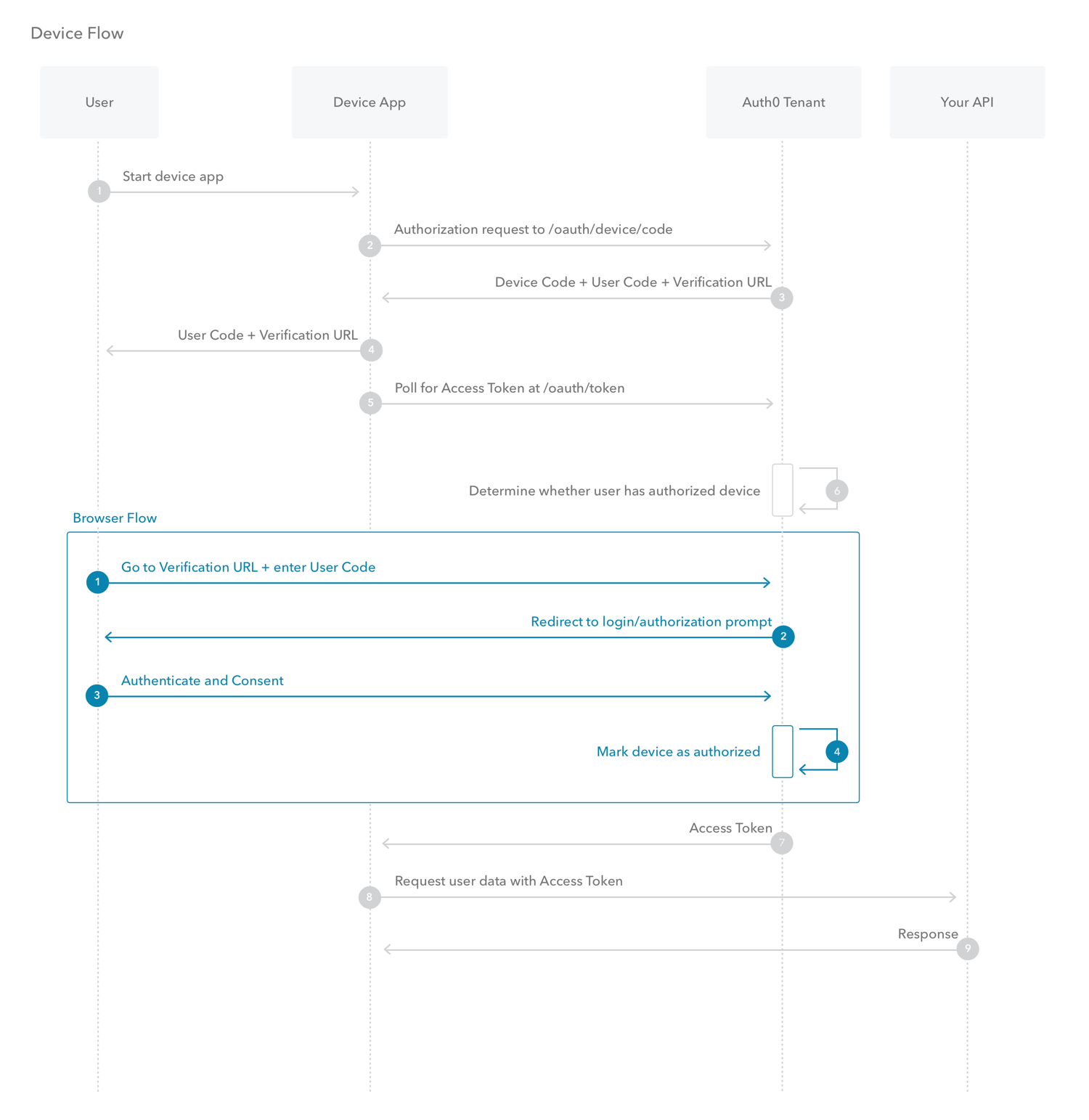 Device Authorization Flow