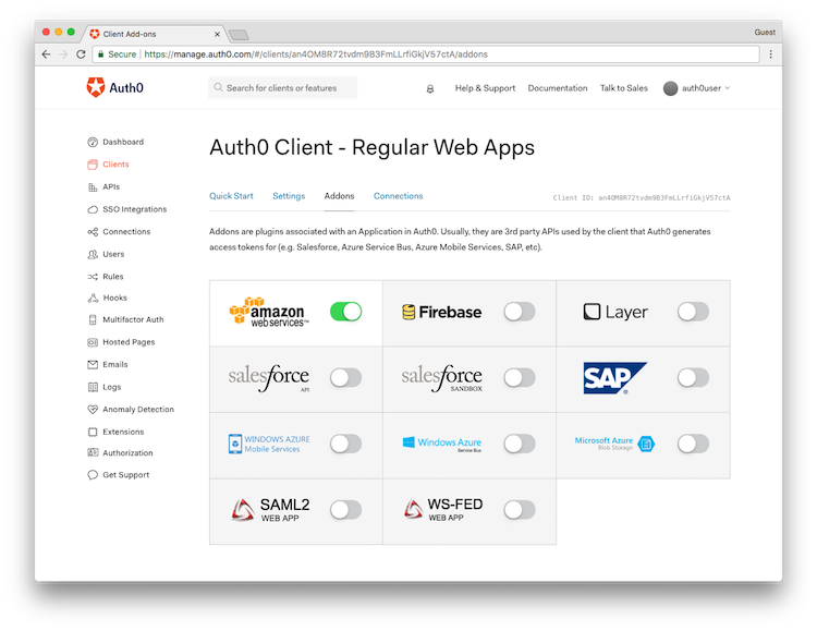Call AWS APIs and Resources Securely with Tokens