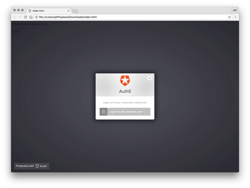 SAML SSO with Auth0 as Service Provider and as an Identity