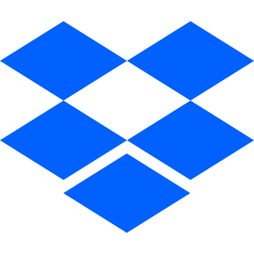 Authenticate jQuerywith Dropbox