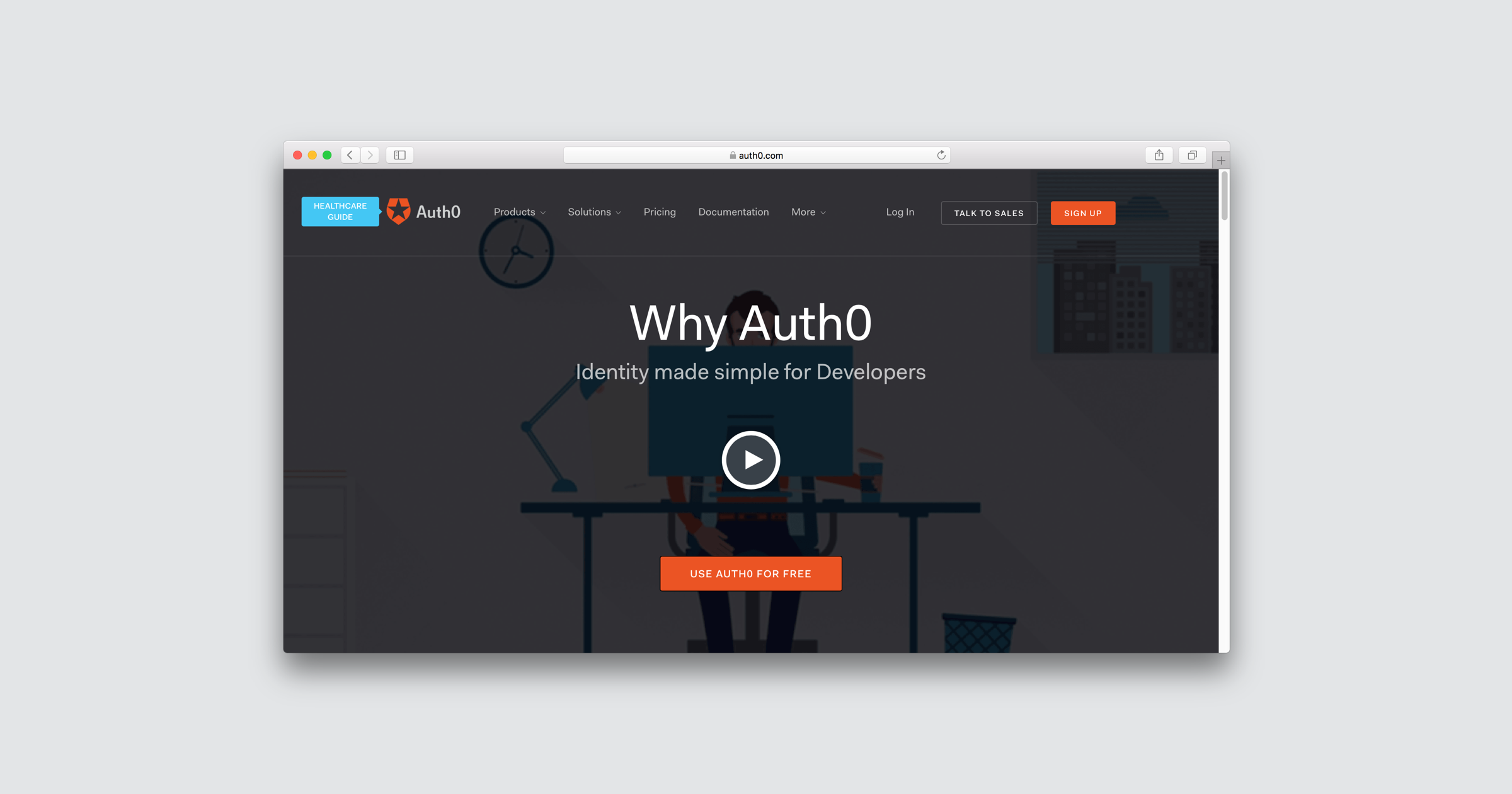 why auth0